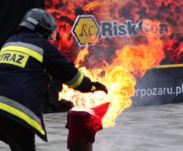 Szkolenie przeciwpożarowe